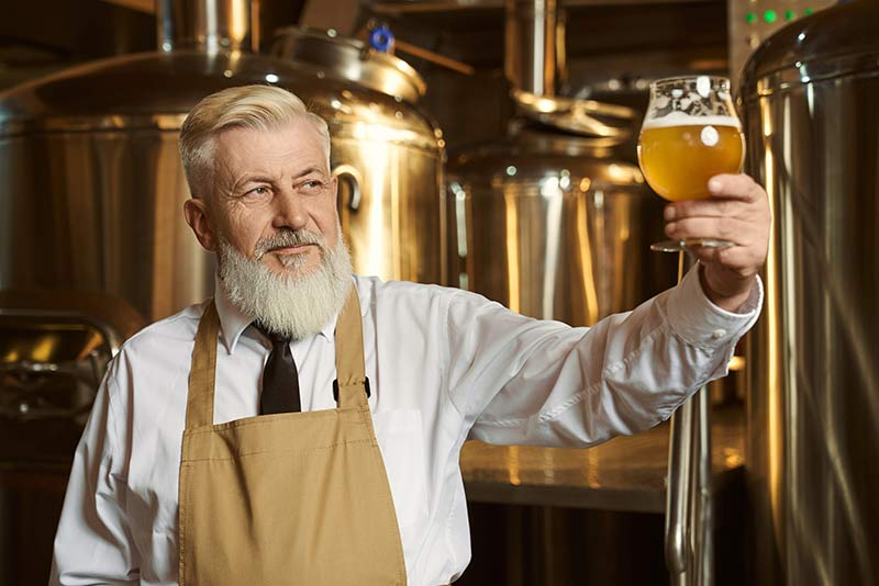 Drinking Beer Makes You Live Longer