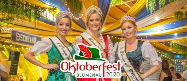 Oktoberfest of Blumenau