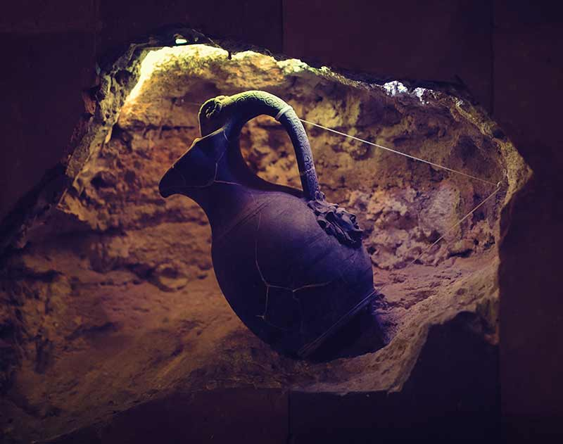 13 thousand years old beer found in cave near Haifa in Israel