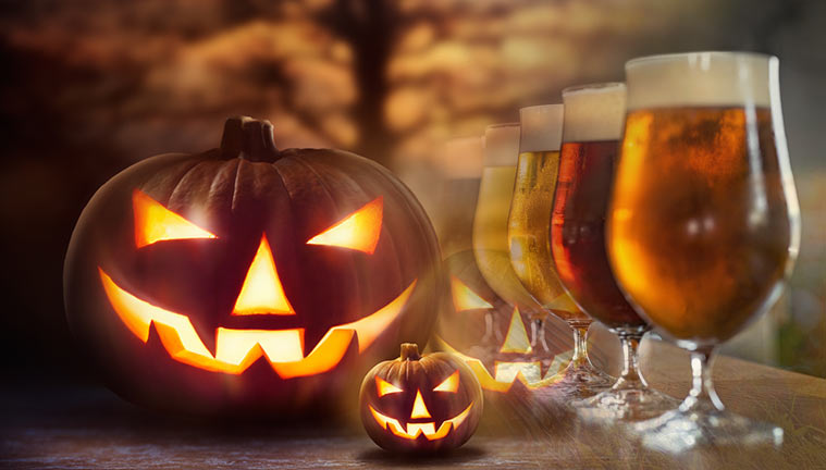 What is a pumpkin beer?