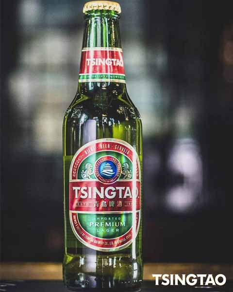 A Brief History of Tsingtao Beer