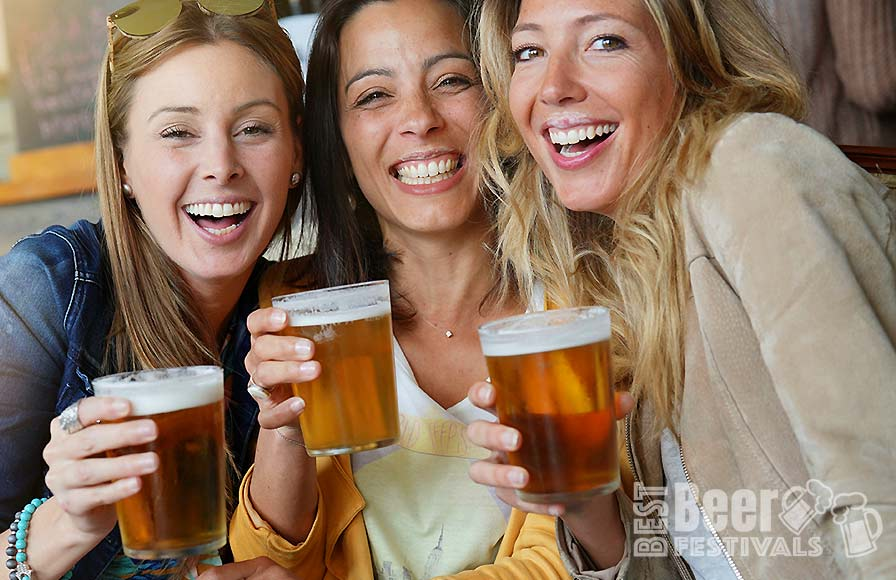 More women than ever are drinking beer at home