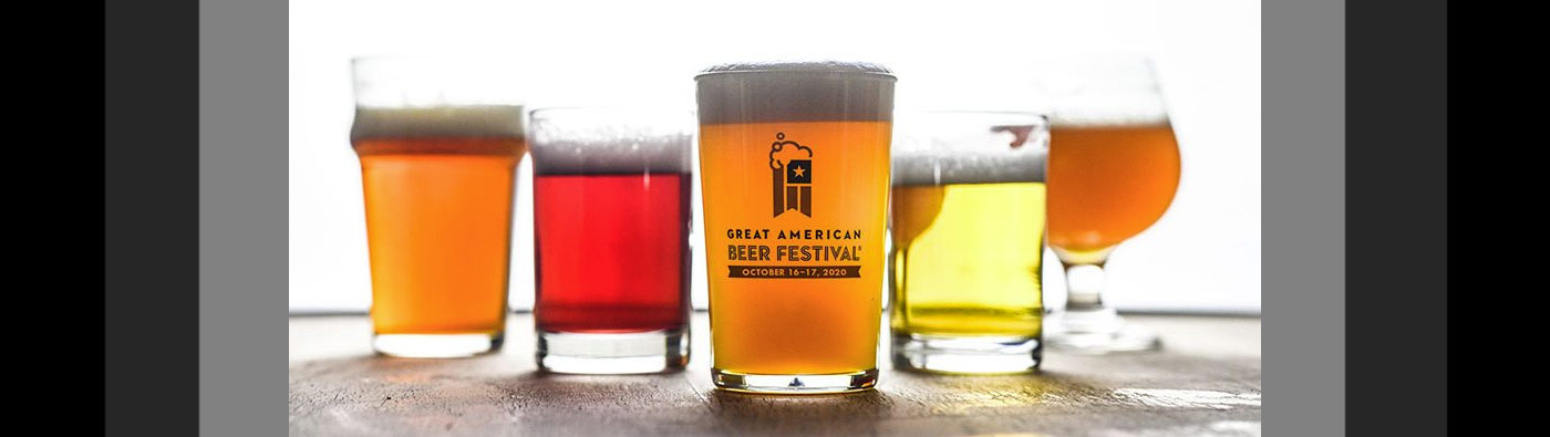Great American Beer Festival 2020